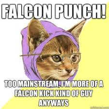 Falcon Punch Meme - uproarious archives page 444 of 972 cat planet cat planet