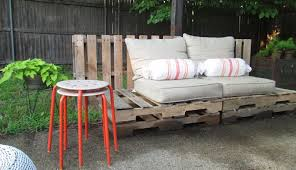 Patio Furniture Chair Covers - furniture excellent brown painted pallet outdoor furniture for