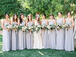 silver bridesmaid dresses find the bridesmaid dresses based on your type