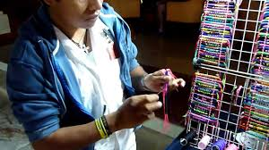 bracelet made with thread images Bracelet made from thread mayan riviera mexico jpg