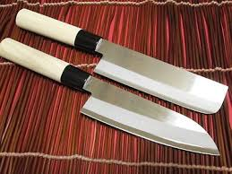 japanese kitchen knives set japanese chef s kitchen knife set nakiri santoku made in