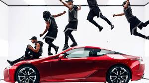 new lexus commercial model 2018 lexus lc gets its first super bowl commercial