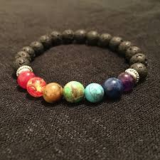 stones bracelet images Jewelry lava stone w earth element stones bracelet poshmark jpg