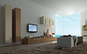 Contemporary Living Room Interior Designs - Modern wall unit designs for living room