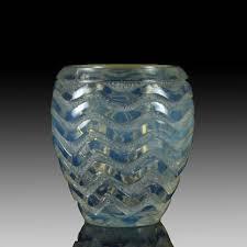 Lalique Vase With Birds Meanders Vase By René Lalique Hickmet Fine Arts