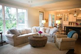 Southern Newlywed At Home With BlueEyed Bride Southern Weddings - Comfortable family room
