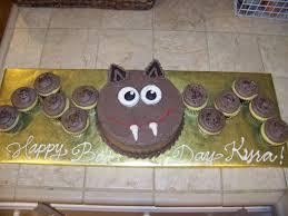 plumeria cake studio halloween birthday bat cake