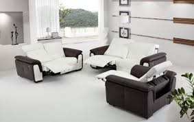 White Reclining Sofa Chairs Leather Sofa Set White Sofa Black Leather Sofa Recliner