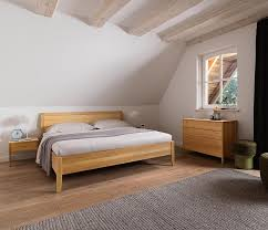 Solid Walnut Bedroom Furniture by Walnut Beds Wharfside Solid Wood Bedroom Furniture