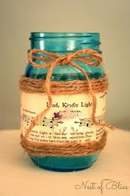 Mason Jar Candle Ideas Easy To Make Romantic Sheet Music Decorating Projects Diy Vintage