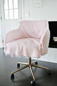 Pink Office Chair Best 10 Office Chair Makeover Ideas On Pinterest Office Chair
