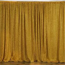 wedding backdrop gold 20ftx10ft gold metallic shiny spandex glittering backdrop wedding