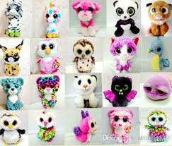 ty beanie boos plush stuffed toys wholesale big animals soft