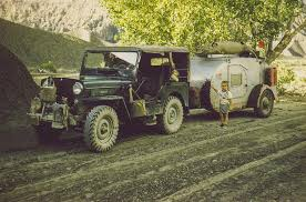 camping jeep bangshift com willys jeep
