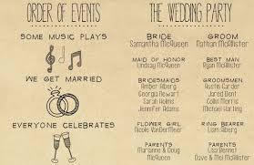 wedding program fans wording best wedding program wording gallery styles ideas 2018