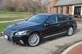 lexus ls 460 road noise on a road trip with the 2016 lexus ls 460 chicago car guy