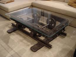 rustic metal coffee table coffee table coffee table rustic industrial for living room