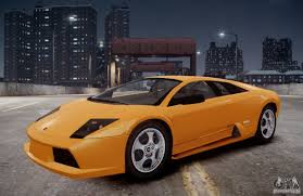 Lamborghini Murcielago Limo - lamborghini murcielago for gta 4