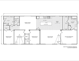 fleetwood mobile home floor plans eagle 28704s fleetwood homes mobile and manufactured house