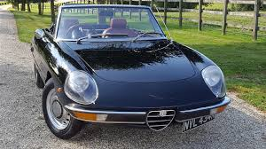 alfa romeo classic for sale used alfa romeo spider spider rare and desirable model has had