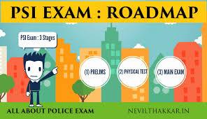 psi exam police exam information youtube