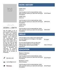 modern resume template free word best 20 resume ideas ideas on