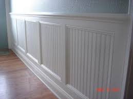 decorating elegant interior wall decor with exciting wainscot
