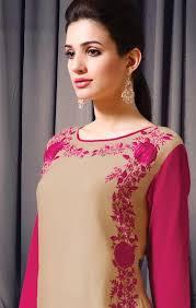 buy pakistani ladies kurta with best designs of embroidery