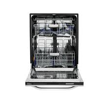 lg studio stainless steel fully integrated dishwasher with