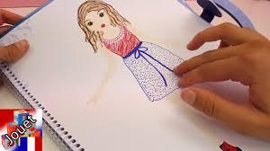 Apprendre à dessiner Violetta  Le livre Top Model à colorier de