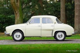 1958 renault dauphine sold welcome to classicargarage