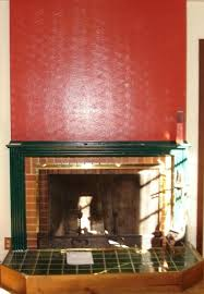reputable fireplace makeover before then fireplace makeover reveal