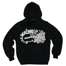 sick wid it clothing black hoodie rapbay com online rap store