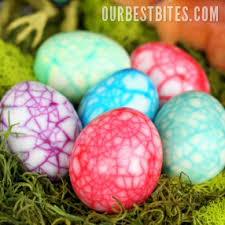 boiling eggs for easter dying dinosaur eggs our best bites