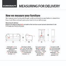 how to measure sofa fjellkjeden net