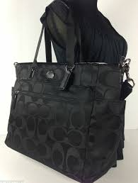 black friday coach outlet coach diaper bag have this one in black and absolutely love it