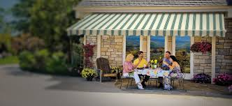 How To Clean A Sunsetter Awning Massachusetts Awning Sunsetter Nuimage And Sunesta