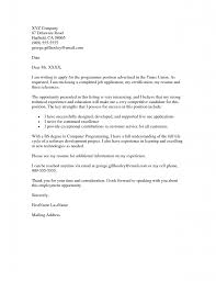sample cover letter applying for a job download free application