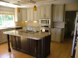 plain kitchen ideas with white cabinets dark island find this pin