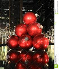 Large Baubles Christmas Decorations giant christmas baubles royalty free stock photography image