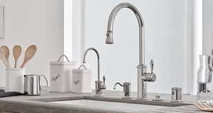 Graff Kitchen Faucets Graff Kitchen Faucets 4815 Graff Phase Single Hole Faucet Graff