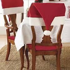 Christmas Chair Back Covers Best 25 Christmas Chair Ideas On Pinterest Snowman Navidad And