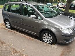 vw touran 2007 facelift 7 seater 1 6 fsi not sharan zafira verso