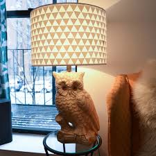 Lamp Shades Diy Diy Triangle Lamp Shade Stars For Streetlights