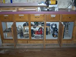 Cabinet Tools Workshop Tour