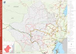 Republic Of Congo Map Democratic Republic Of Congo Maps