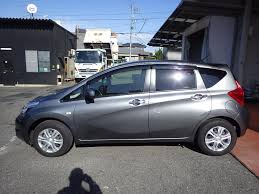 nissan note 2005 nissan note medalist japanese used vehicles exporter tomisho