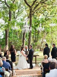 outside wedding ideas outdoor wedding chandelier for wedding ideas