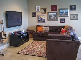 Contemporary Basement Rec Room Ideas This Pin And More On To Decor - Family rec room