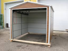 Overhead Shed Doors Small Garage Doors For Sheds Image Iimajackrussell Garages